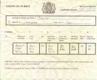 New Obama Birth Certificate Another Hoax? SMALL kenyabirthcertificate