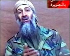 Bin Laden Home Videos Released ... Why Does the Terrorist Kingpin Look Better Than He Did in 2001? laden2001dec
