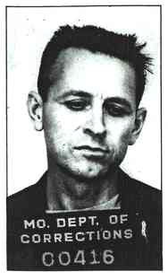 [James Earl Ray's arrest photo]